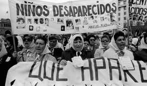 niños desaparecidos dictadura ARG